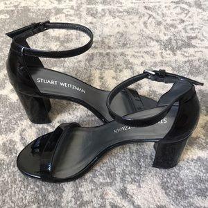 Stuart Weitzman size 6.5 NearlyNude Heels